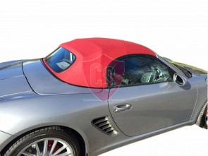 Porsche Boxster hood - glass rear window 2005-2012