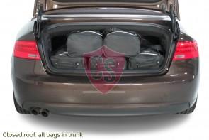 Audi A5 Cabriolet (8F7) 2009-2017 Car-Bags travel bags