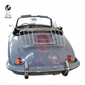Porsche 356 A B C Luggage Rack Leitz Style - Chrome