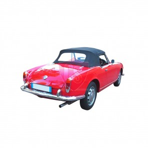 PVC convertible top Alfa Romeo Giulia Spider 1600 1962-1966