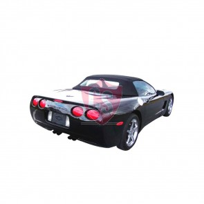 Corvette C5 mohair hood with glas rear window 1998-2004