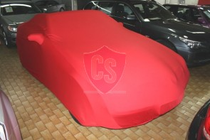 Mercedes-Benz SLK R171 Car Cover - Tailored - Mirror Pockets - Red