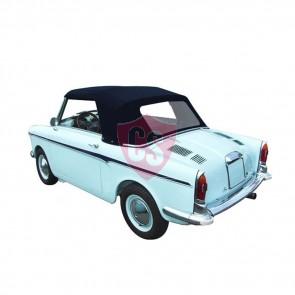 Autobianchi Bianchina Eden Roc 1957-1969 - Fabric convertible top Sonnenland®