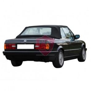 BMW Baur E30 1987-1993 - Fabric convertible top (electric) Twillfast®