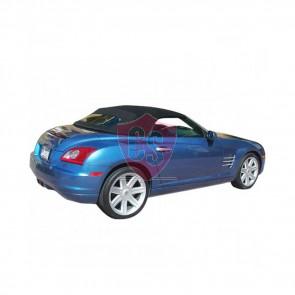 Chrysler Crossfire 2003-2008 - fabric convertible top Mohair®