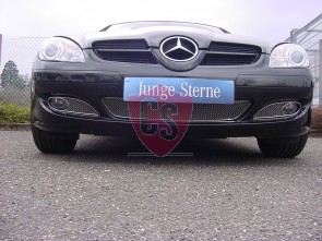 Mercedes-Benz SLK R171 Carlsson Front Grill 2004-2008