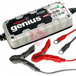 NOCO GENIUS G7200EU - Battery Charger - Max. 7.2A