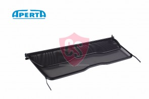 Chevrolet Camaro 6 Wind Deflector Mirror Design - Black 2016-present