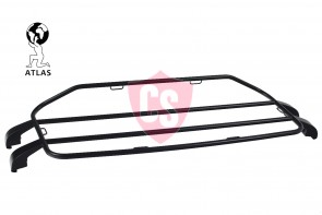 BMW Z3 Roadster Luggage Rack - LIMITED EDITION | 1996-1999 | Black