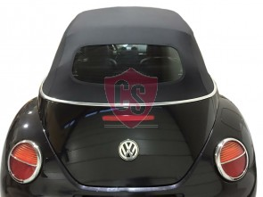 Volkswagen Beetle 1Y7 mohair hood -manuel- glass rear window 2002-2011