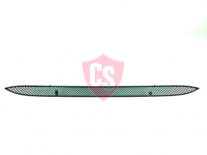 Mazda MX-5 NC Mesh Grill Bottom - BLACK EDITION (1 piece) 2005-2009
