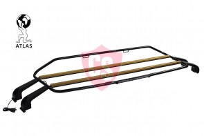Mercedes-Benz SLK & SLC R172 Luggage Rack - WOOD EDITION BLACK 2011-present