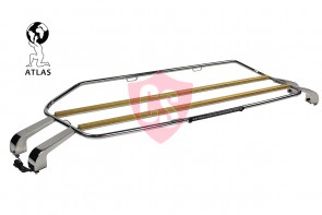 Mercedes-Benz SLK & SLC R172 Luggage Rack - WOOD EDITION 2011-present