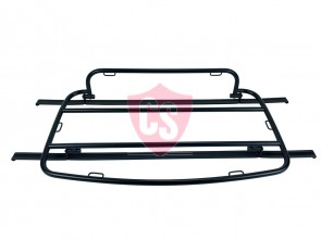 Audi TT 8J Roadster Luggage Rack - BLACK EDITION 2006-2014