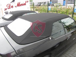 Renault 19 hood - PVC rear window 1992-1995