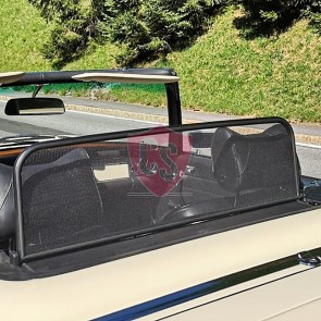Mercedes-Benz SL-Class W113 Pagoda Wind Deflector - ALUMINIUM Matt Black 1963-1971