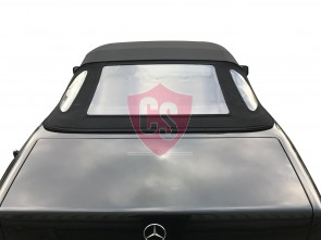 Mercedes-Benz R129 mohair hood with PVC rear window 1989-2002