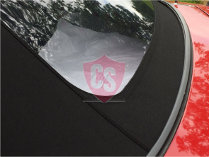 Mazda MX-5 NA PVC window in mohair for BAS hoods