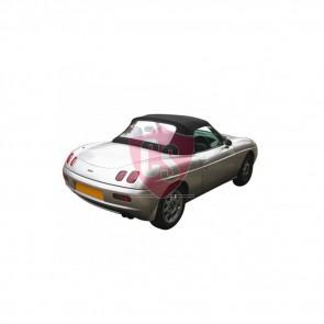 Fiat Barchetta 1995-2005 - O.E.M Fabric convertible top Stayfast - PVC window with zipper