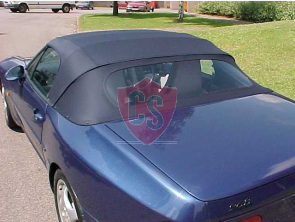 Porsche 944/968 PVC rear window 1989-1994