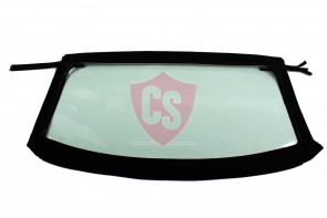 MGF / TF PVC Rear Window 1996-2005