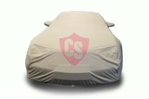 Mercedes-Benz R231 SL Outdoor Cover - Star Cover - Military Khaki - Spiegeltaschen