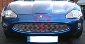 Jaguar XK8 XKR X100 Flat Mesh Grill - 1996-2003