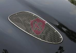 Jaguar XKR / X100 Cabrio & Coupe Edelstahl Haubengrill 1996-2006