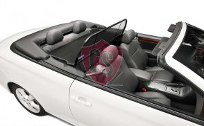 Toyota Solara Aluminium Wind Deflector 2005-2010