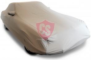 Mercedes-Benz R107 SL Outdoor Cover - Star Cover - Khaki - Mirror Pockets