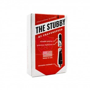 Short antenna (13.6 cm) Bullet Style Stubby Chrysler Sebring 1996-2001