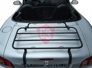 Mazda MX-5 NB (Mk 2) Luggage Rack - BLACK EDITION 1998-2005