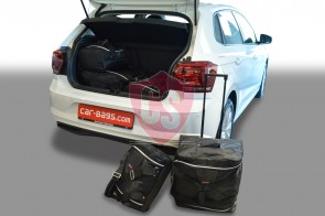 Volkswagen Polo VI (AW) 2017-present 5d Car-Bags travel bags