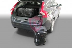 Volvo V60 Plug-In Hybrid 2012-2018 Car-Bags travel bags