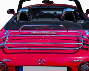 Genuine Mazda MX-5 NC (Mark 3) Roadster (Fabric Top) Luggage Rack 2006-2014