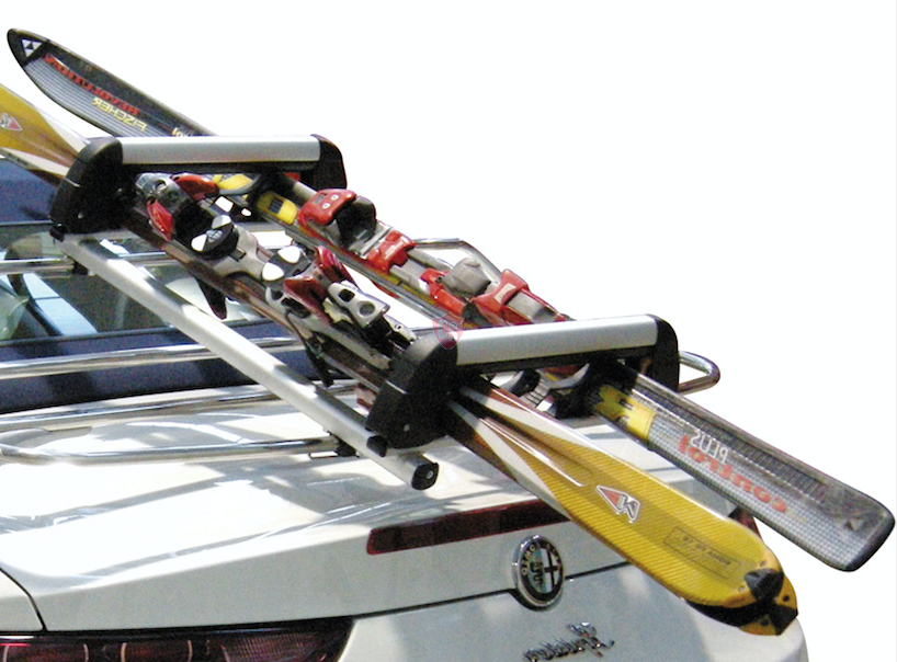 Luggage Rack Ski Carrier 128x50cm Unispider C Cabrio