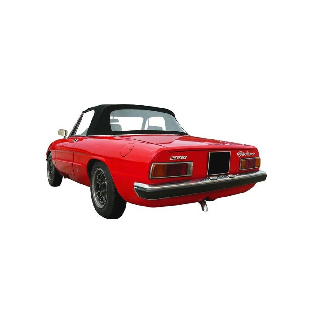 Convertible Top Alfa Romeo Coda Tronca (1750/2000) In