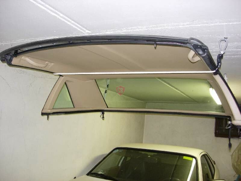 Mercedes Benz R107 Sl Hardtop Storage Lift Cabrio Supply