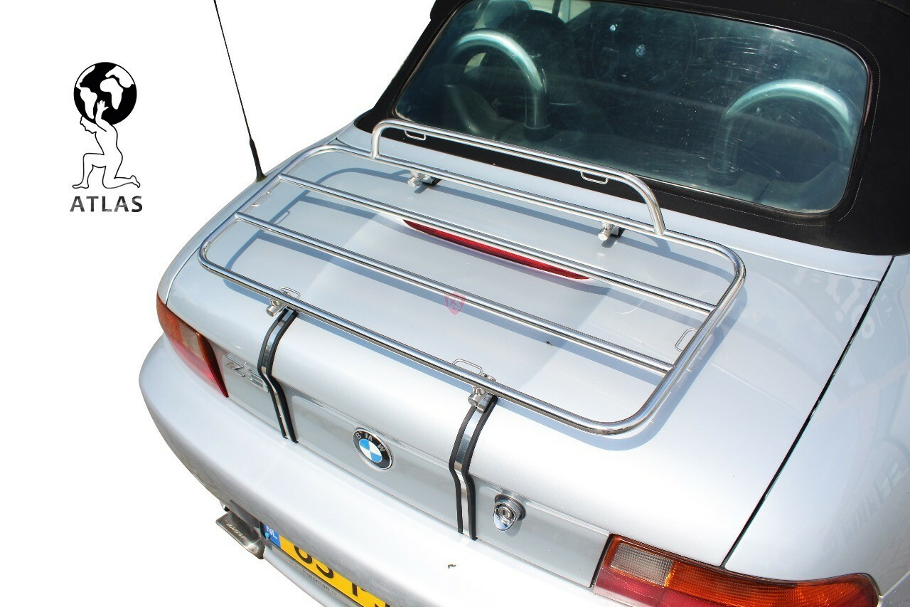 Bmw Z3 Roadster Luggage Rack 1996 1999 Luggage Amp Ski
