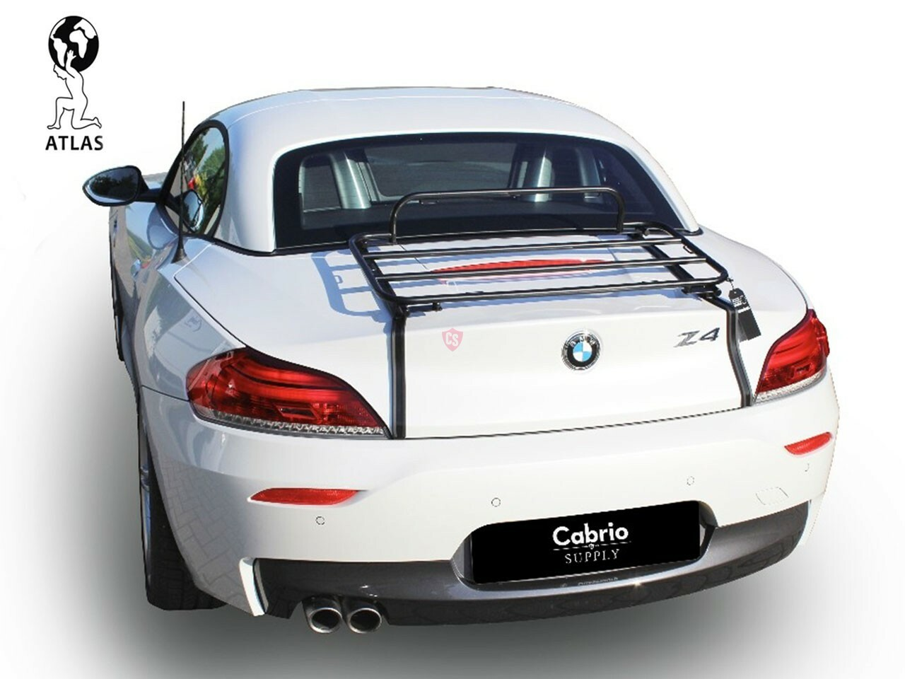 Bmw Z4 E89 Roadster Luggage Rack Black Edition 2009 Present Cabrio Supply
