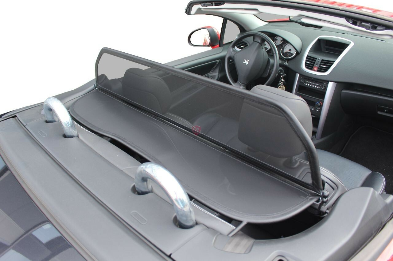 Peugeot 207 Cc Wind Deflector 2006 2014 Cabrio Supply