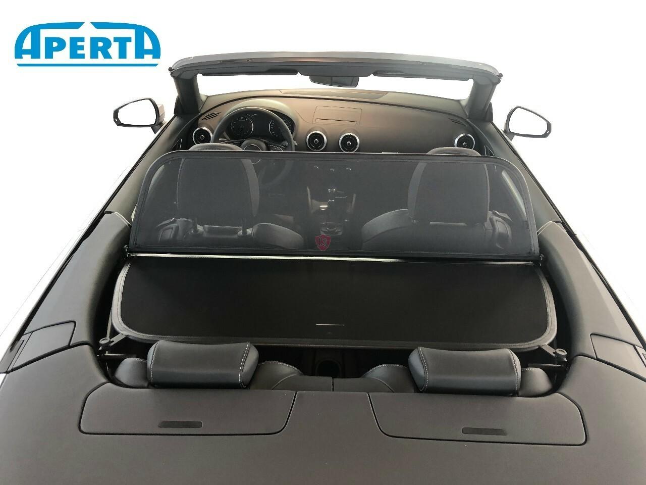 Audi A3 8v Wind Deflector Black 2014 Present
