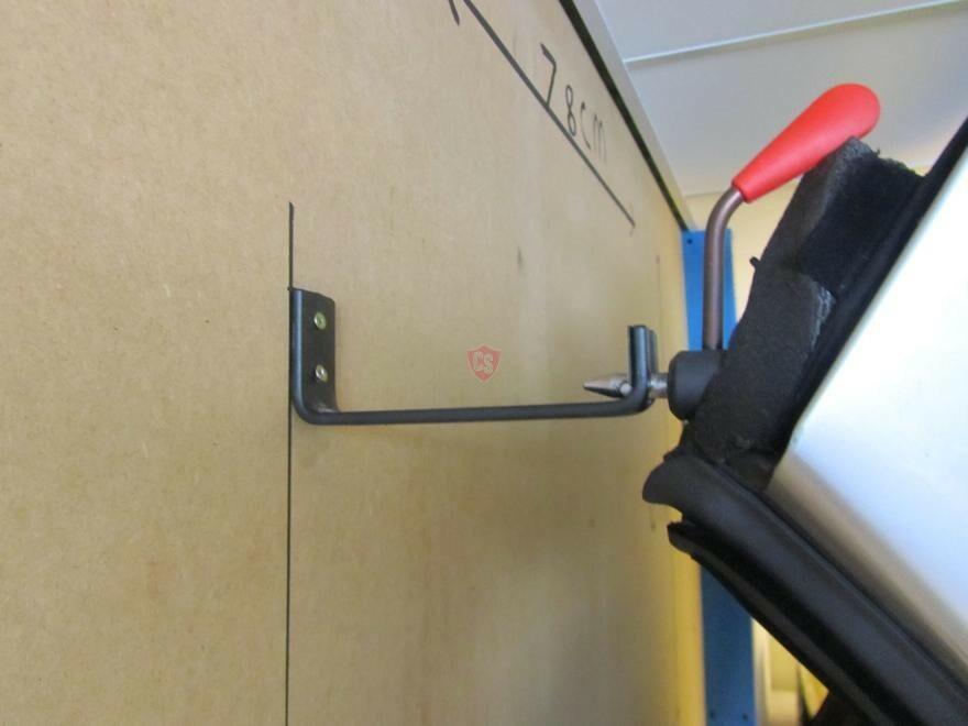 Porsche 986 Boxster Hardtop Wall Mounting Kit Cabrio Supply