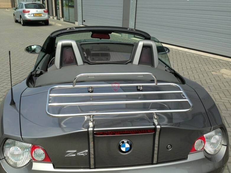 Bmw Z4 E85 Roadster Luggage Rack 2003 2009 Cabrio Supply