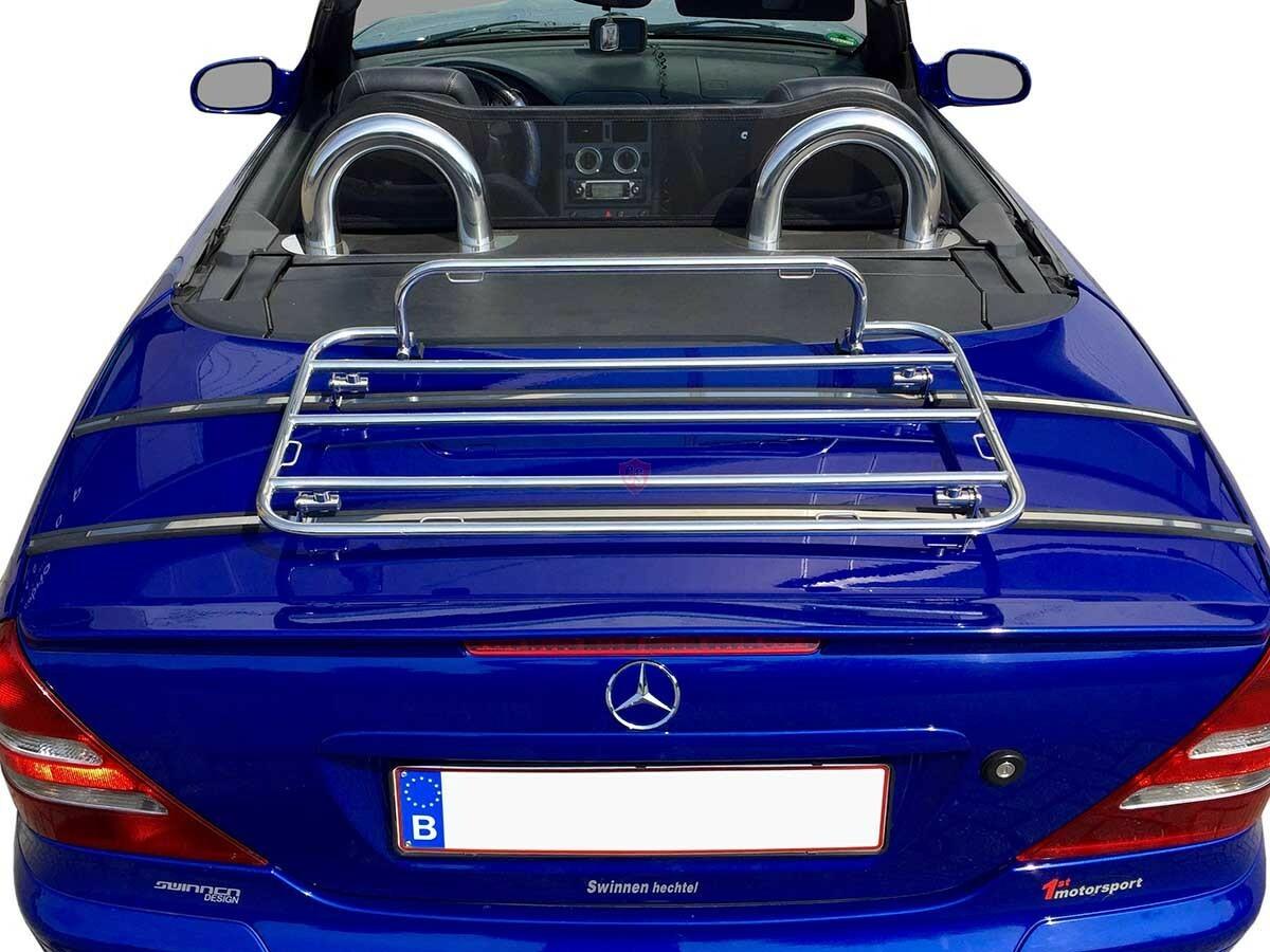 mercedes slk r170 luggage rack with side brackets 1996 2004 cabrio supply. Black Bedroom Furniture Sets. Home Design Ideas
