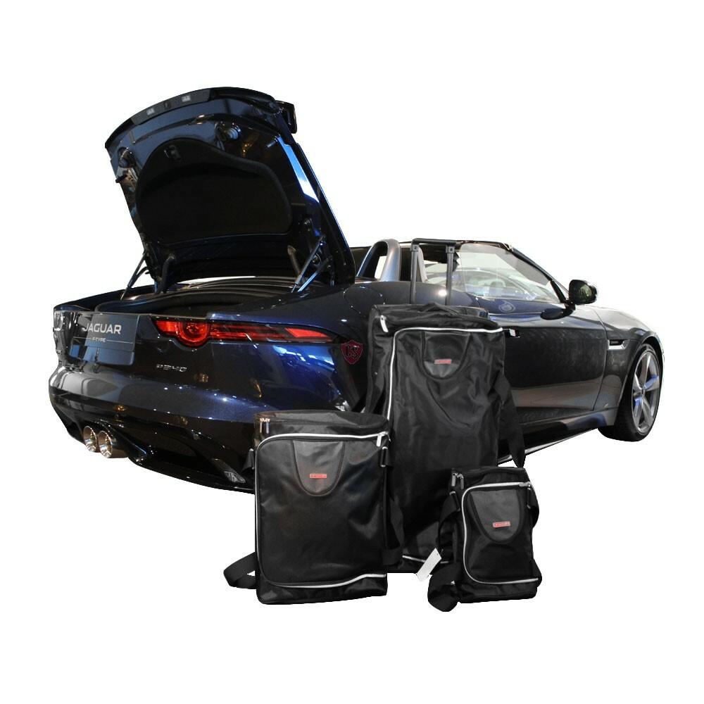 Jaguar F-type Convertible 2012-present Car-Bags travelbags ...