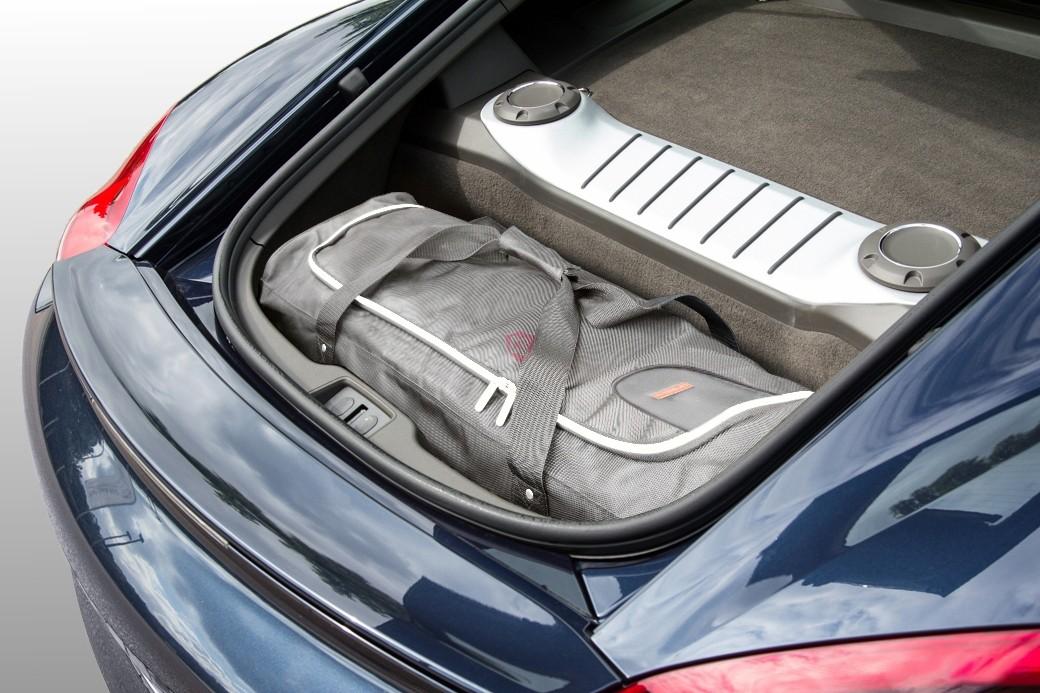 Car Hood Covers >> Porsche Cayman (987 / 981 / 718) trunk trolley bag 2004 ...